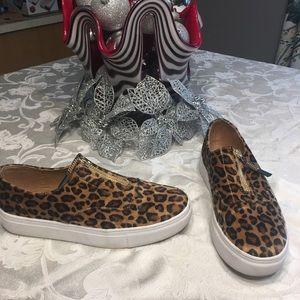 Madden girl leopard shoes